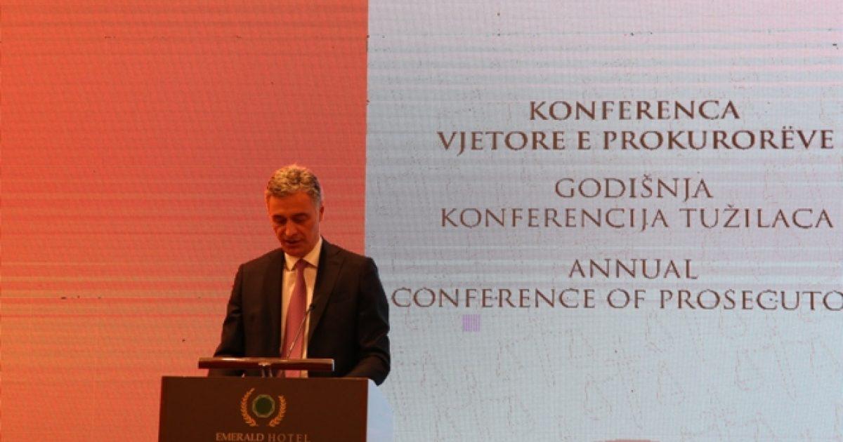 Mbahet konferenca e prokurorëve të Shtetit