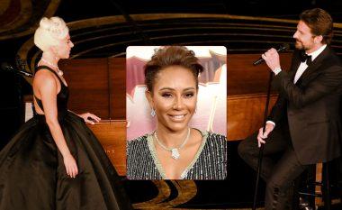 Mel B kritikon sjelljet e Lady Gaga dhe Bradley Cooper gjatë interpretimit në 'Oscars 2019'