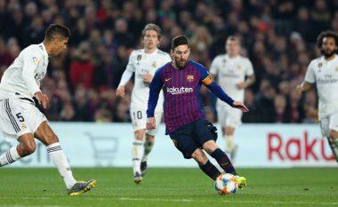 Barça nuk arrin më shumë se një barazim ndaj Realit në gjysmëfinalen e parë të Kupës së Mbretit