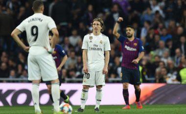 Barça në finale të Kupës së Mbretit pas fitores bindëse ndaj Realit në Santiago Bernabeu