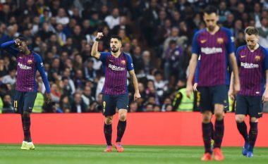 Real Madrid 0-3 Barcelona: Notat e lojtarëve nga ndeshja e dytë e gjysmëfinales së Kupës së Mbretit