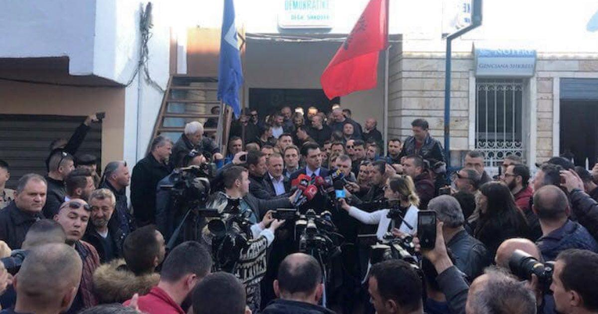 Basha nga Shkodra: Shqipëria nuk ka Parlament, por një bandë