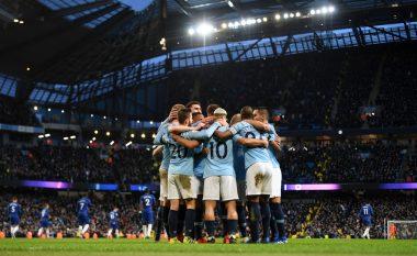 Man City shkatërron Chelsean dhe kthen primatin në Ligën Premier, Aguero shënon het-trik