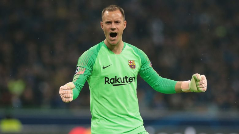 Marc-Andre ter Stegen (Foto; Emilio Andreoli/Getty Images/Guliver)