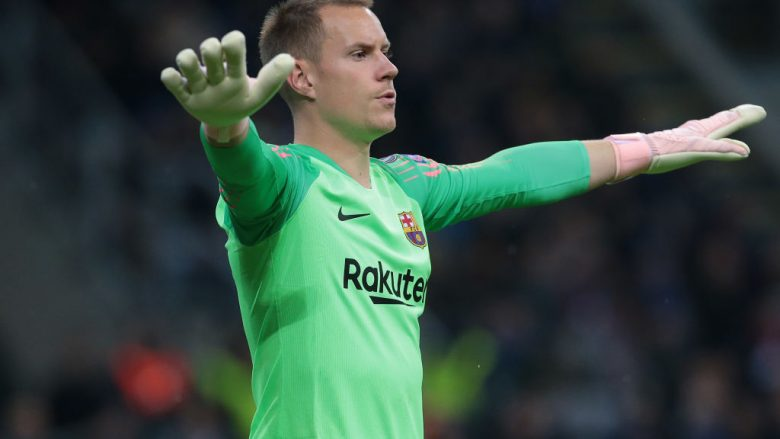Marc-Andre ter Stegen (Foto: Emilio Andreoli/Getty Images/Guliver)