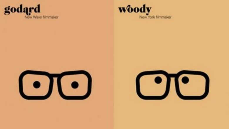 """""""Filmi"""" i Jean-Luc Godardit, për Woody Allenin: Takimi…"""