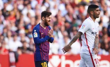 Messi flet pas het-trikut: Fitore e merituar ndaj Sevillas, synojnë triumfin edhe ndaj Realit në Copa del Rey