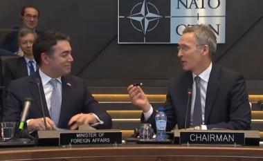 Nënshkruhet protokolli për anëtarësimin e Maqedonisë në NATO (Video)