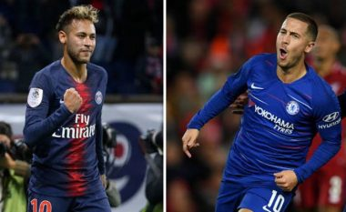 Real Madridi mund të përballojë transferimin e të dyve, Neymarit dhe Hazardit