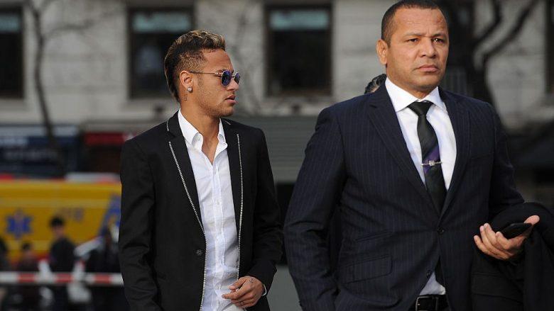 Neymar - Neymar Snr (Foto: Denis Doyle/Getty Images/Guliver)