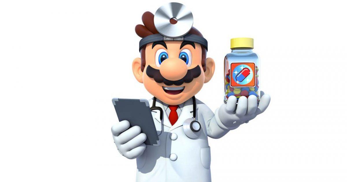 Nintendo lanson edicionin e ri të Dr. Mario World (Foto)