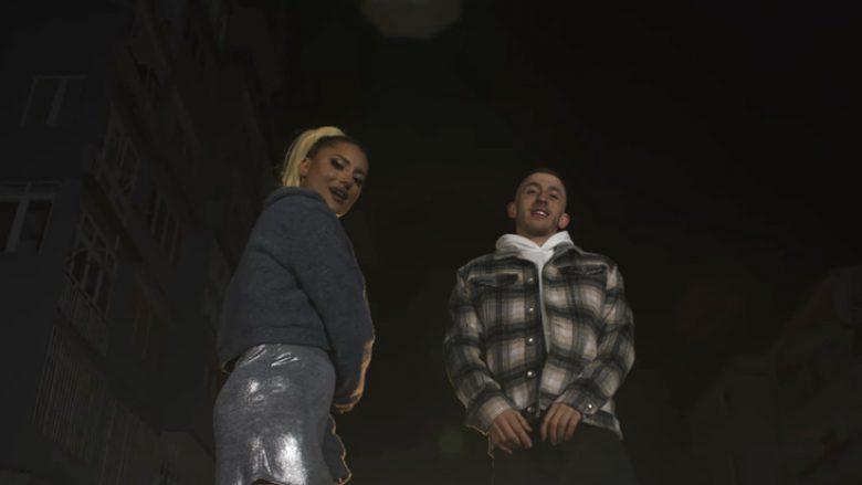 Ona dhe S4MM (Foto: Screenshot/YouTube/DIEZ Music Official)