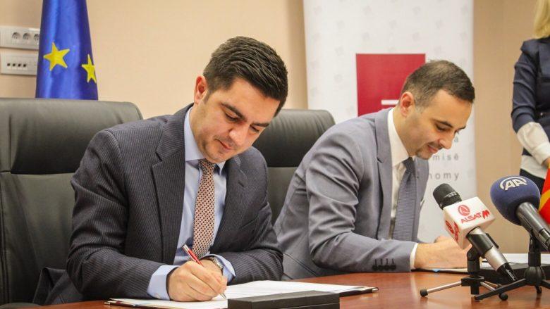 Rritet bashkëpunimi në sektorin energjetik mes Kosovës dhe Maqedonisë