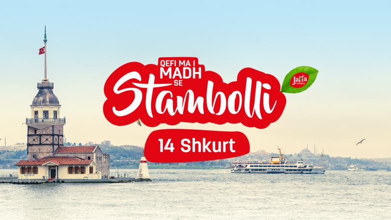 A don me fitu një udhëtim falas për në Stamboll?