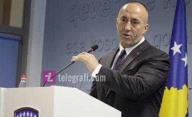 Haradinaj përsërit se marrëveshja me Serbinë duhet të bëhet brenda kufijve ekzistues (Video)