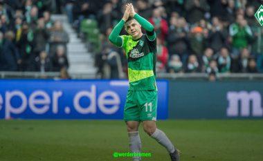 Werderi shpreson që lëndimi i Rashicës të mos jetë serioz