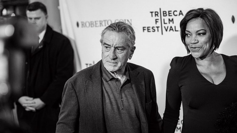 Robert De Niro dhe Grace Hightower  (Photo by Grant Lamos IV/Getty Images for the 2015 Tribeca Film Festival)