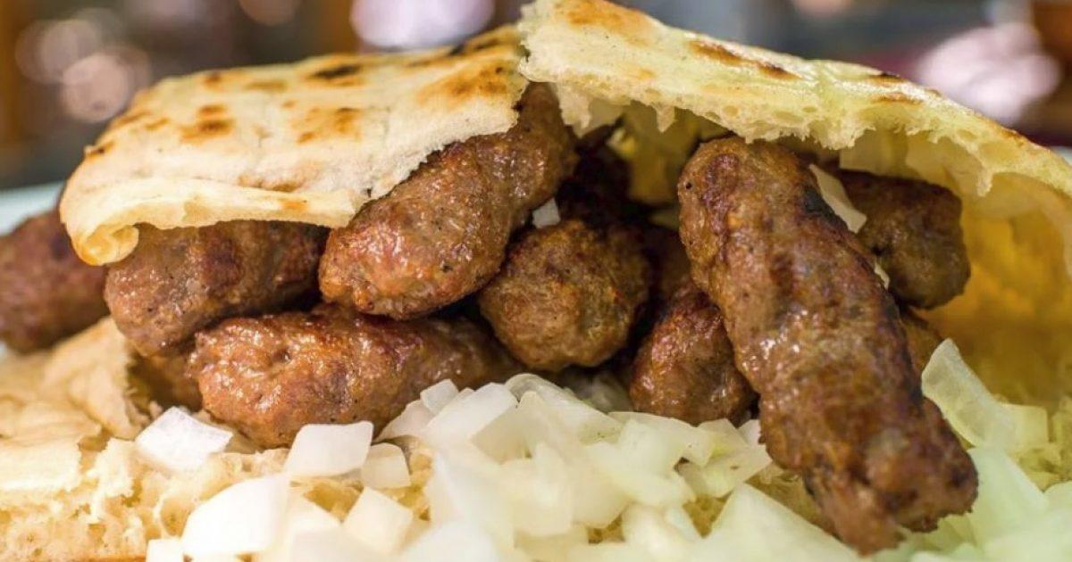 """""""Qebapët e Bosnjës"""", pjata e tretë më e famshme në botë! (Foto)"""