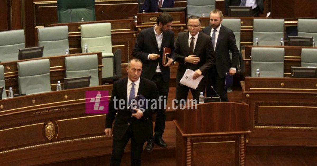 Haradinaj flet për fjalët e rënda që i tha dje në Kuvendin e Kosovës