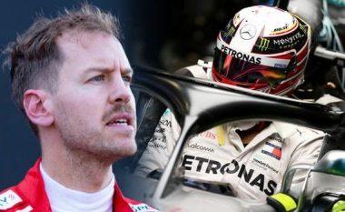 Vettel beson se do ta lë nën hije Hamiltonin