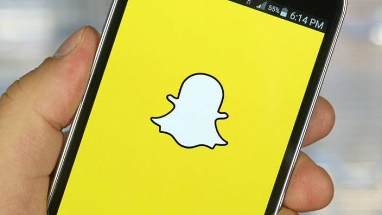 Snapchat përmirëson dizajnet e papërshtatshme, përditësimet e para vetëm në Android