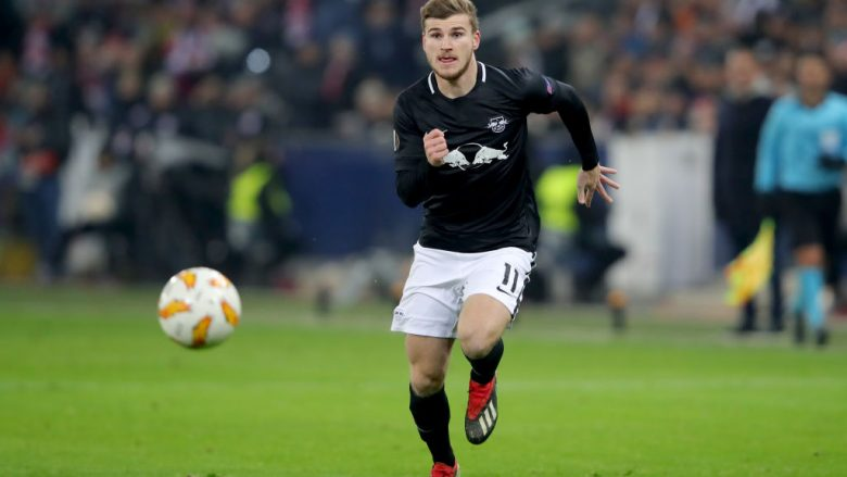 Timo Werner (Photo by Alexander Hassenstein/Getty Images)