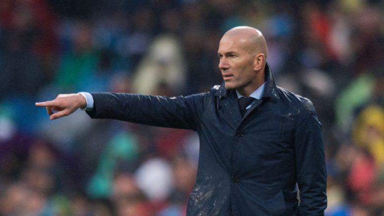 Zidane po monitoron situatën e Juventusit