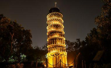 Shtatë mrekullitë e botës në një park, të ndërtuara duke përdorur skrapin – ideja gjeniale e qytetit që është një nga më të ndoturit në botë (Foto/Video)