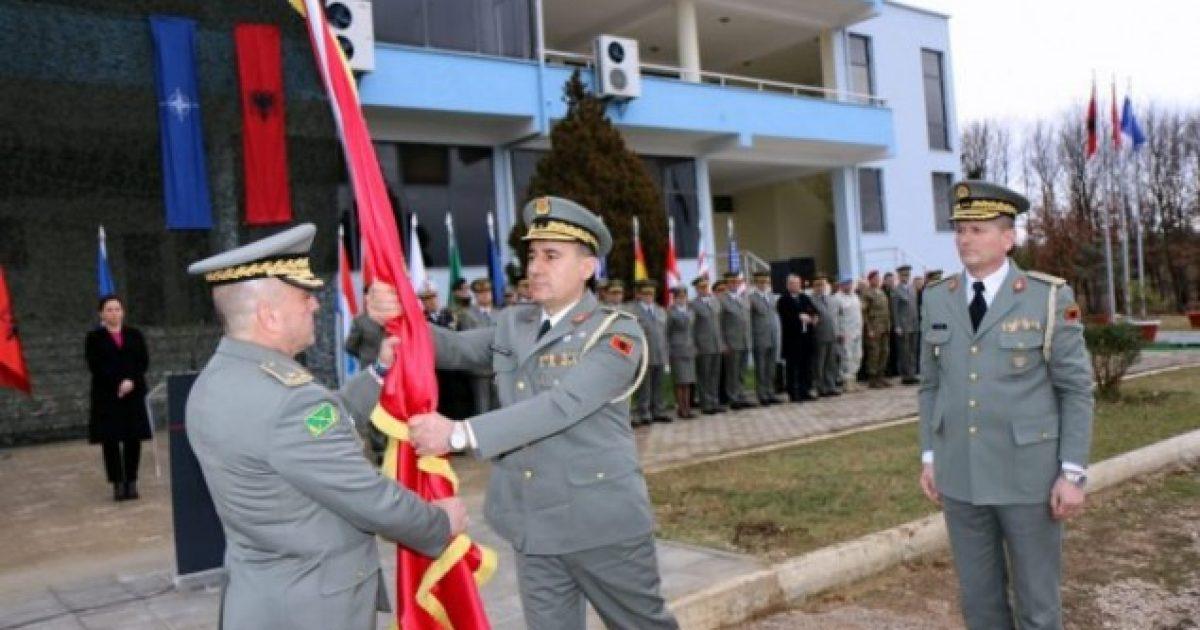 Albert Mullai emërohet komandant i Forcës Tokësore në Shqipëri