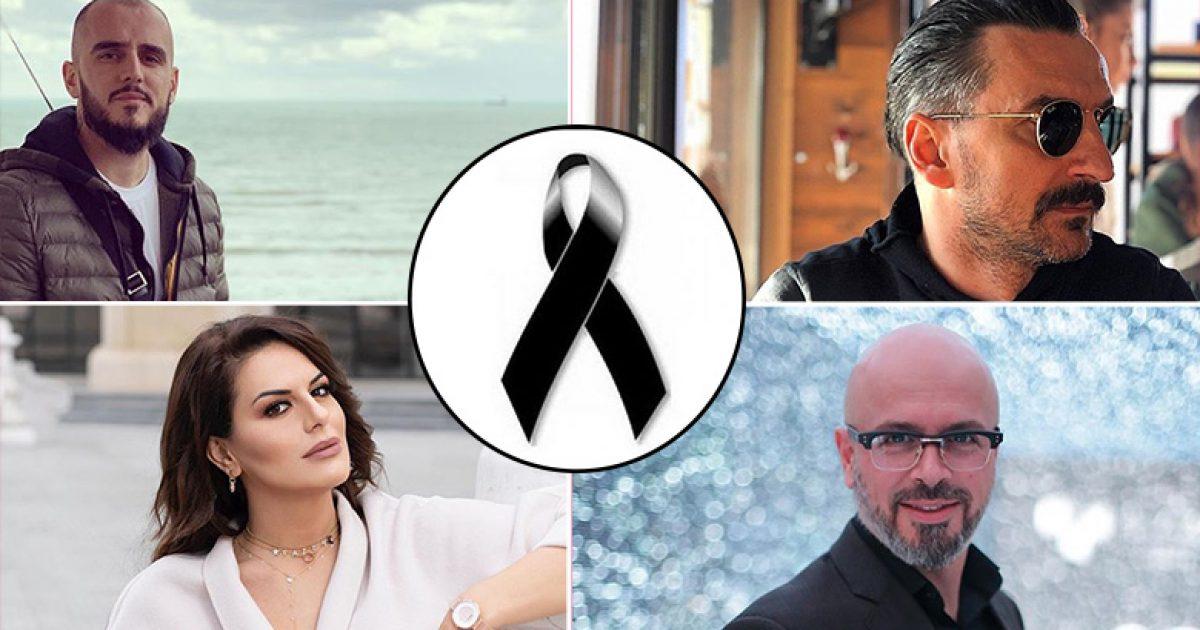 Të famshmit shqiptarë të prekur nga tragjedia në Maqedoni, shprehin ngushëllime për viktimat e familjarëve