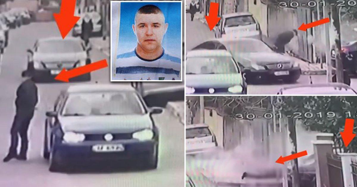 Gjenden maskat dhe armët e autorëve të vrasjes së ish-policit në Tiranë