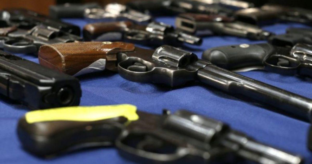 Mbi 200 mijë armë ilegale në Kosovë