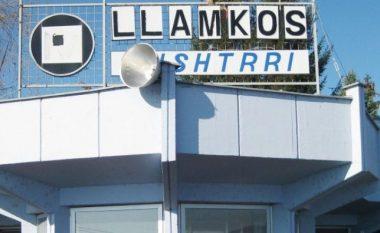 """""""Llamkos"""" shkon në likuidim, punëtorët kërkojnë të mos i ndërrohet destinimi"""