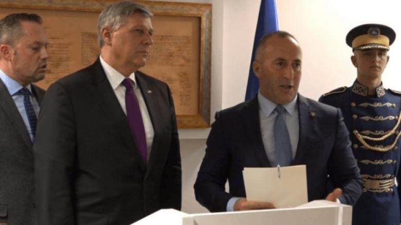 Thellim i tendosjes së raporteve Kosovë – SHBA