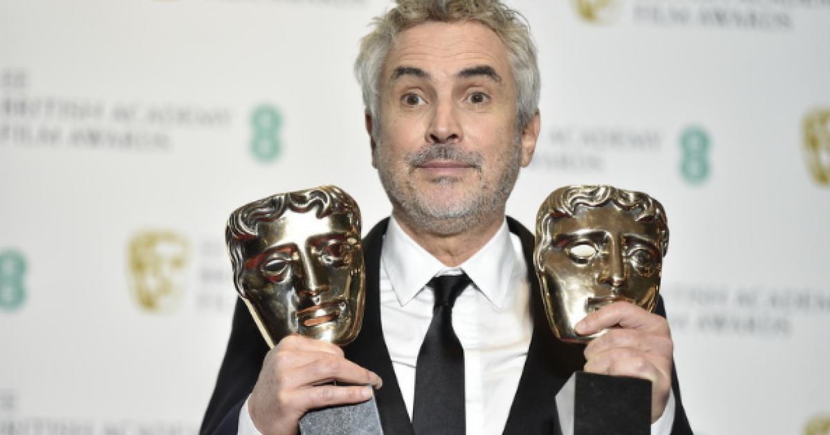 """Çmimet BAFTA: Filmi më i mirë """"Roma"""", por shtatë çmime shkojnë për """"The Favourite"""""""