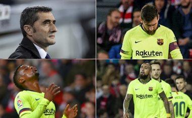 Barcelona, tani duhet të shqetësohet për situatën aktuale