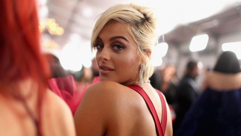 Bebe Rexha (Photo by Rich Fury/Getty Images for The Recording Academy)