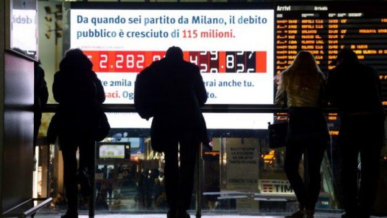 Italia nxjerr në shitje prona shtetërore për të paguar borxhin publik