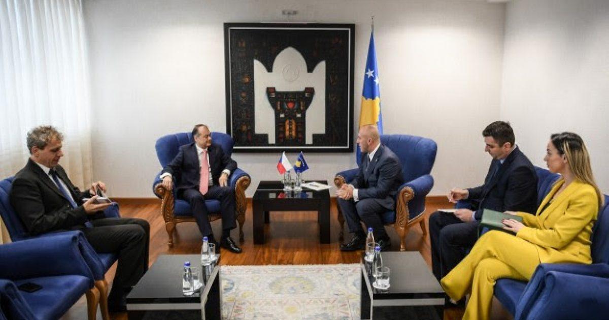 Çekia vazhdon përkrahjen e Kosovës në rrugën e saj euro-atlantike