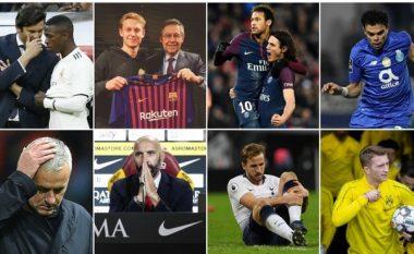 Liga e Kampionëve është kthyer: Gjithçka që duhet të dini për katër ndeshjet e kësaj jave, nga transferimet te largimet dhe mungesat nga lëndimet