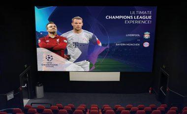 Liverpool - Bayern në Cineplexx, eksperiencë ultimative e futbollit