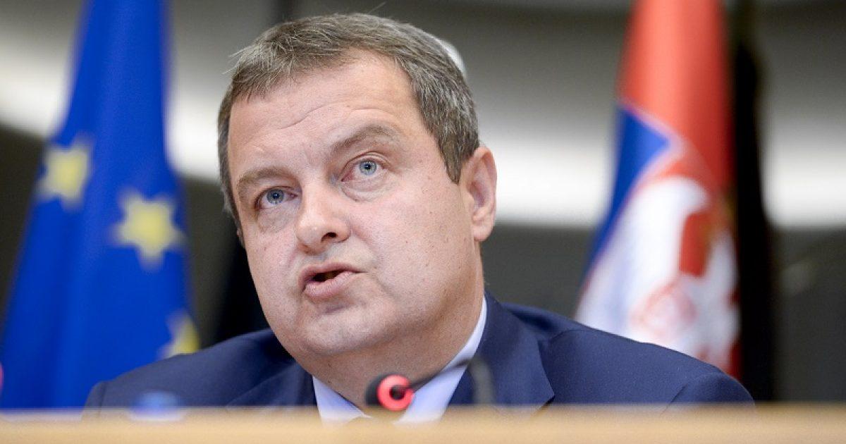 Daçiq: Për demarkacionin me Kosovën do të vendoset me referendum në Serbi