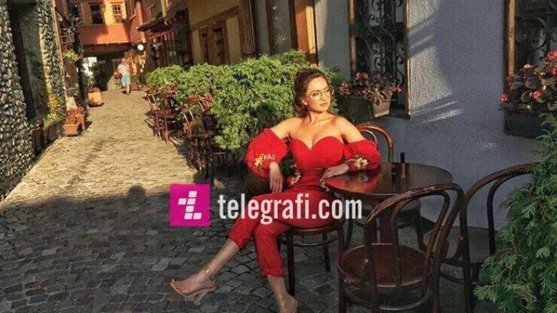 Dafina Rexhepi mohon të jetë kthyer te ish-i dashuri, personi në fotografi ishte vëllai i saj