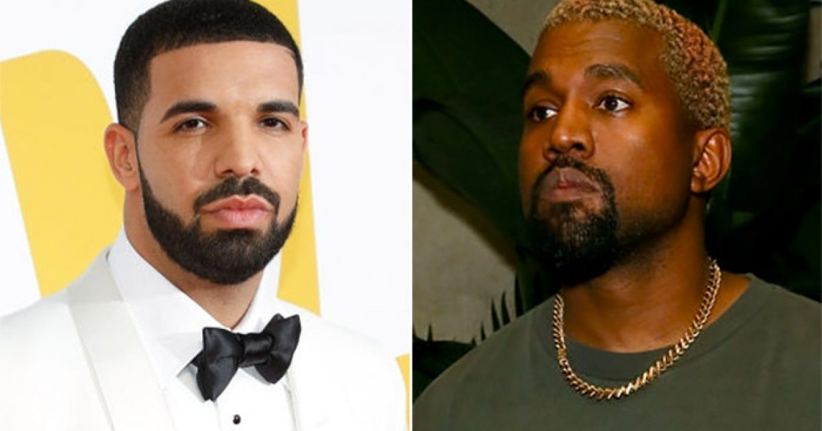 Drake falënderon Kanyen përkundër konfliktit që po kalojnë