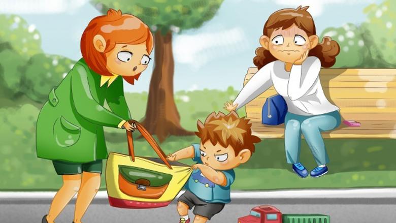 Gjashtë sjellje të këqija të fëmijëve që janë rezultat i gabimeve që bëjnë prindërit