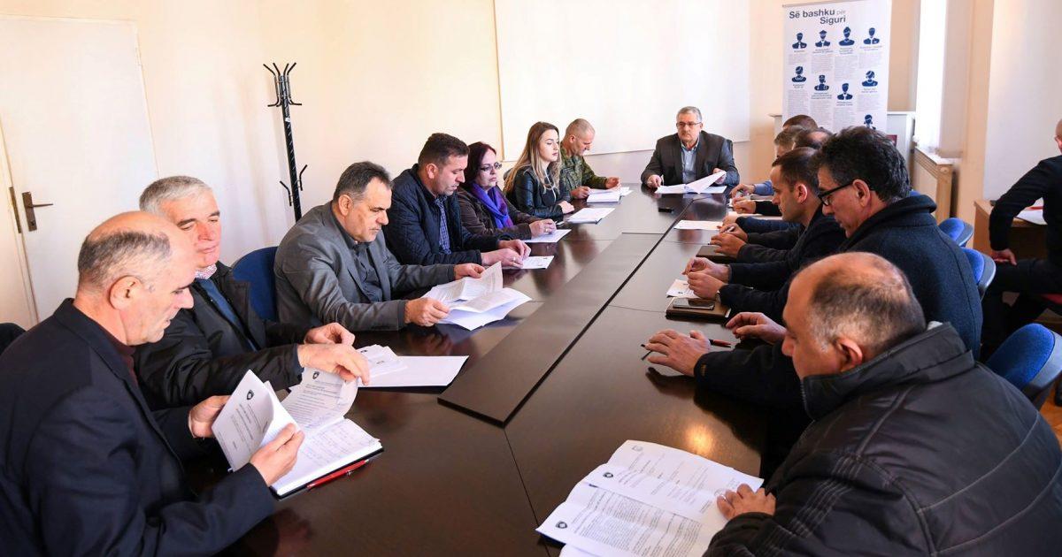 Shënohet rënie e rasteve të vjedhjeve në Podujevë