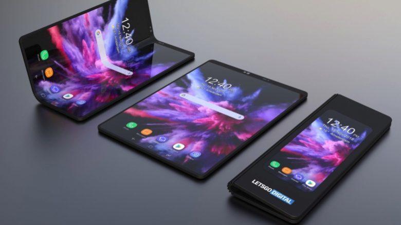 Samsung: Telefoni i palosshëm mund të lansohet së bashku me linjën Galaxy S10