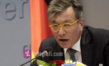 Edhe ambasadori gjerman mbështet deklaratën e kolegut të tij zviceran