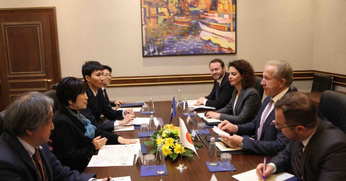 Pacolli: Hapja e Ambasadës japoneze, dimension i ri në marrëdhëniet Kosovë-Japoni