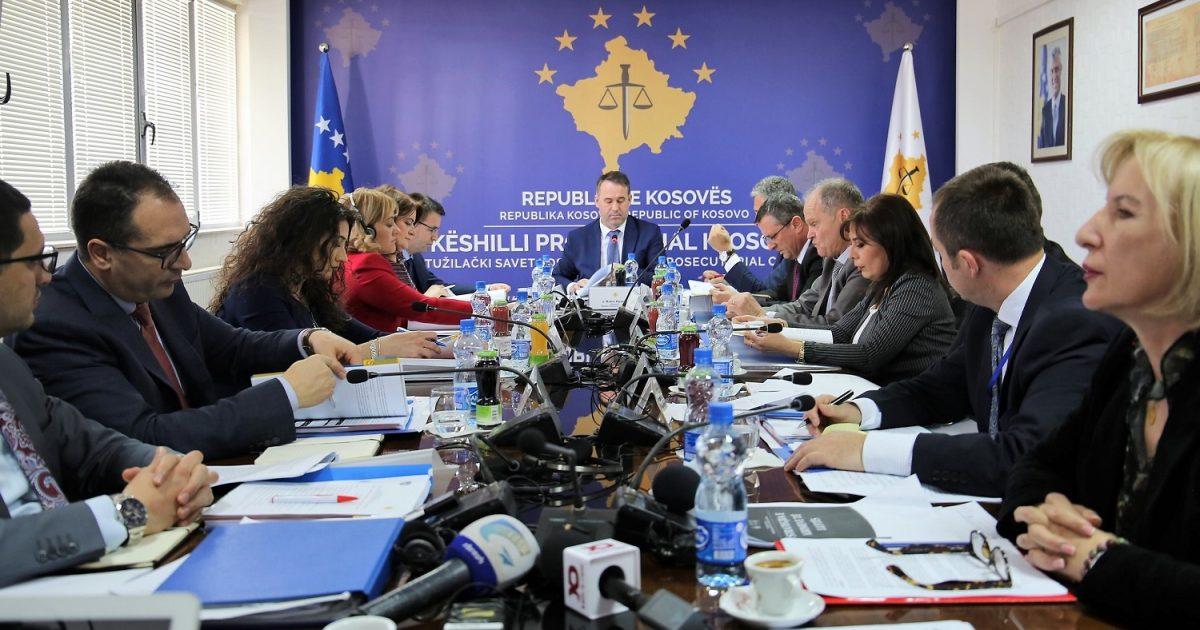 Këshilli Prokurorial miraton strategjinë për krimet e luftës